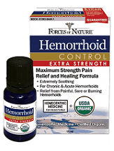 Hemorrhoid Control Forces of Nature Review