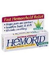 Hemorid Maximum Strength Hemorrhoidal Ointment Review