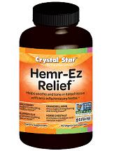 Crystal Star Hemr-Ez Relief Review